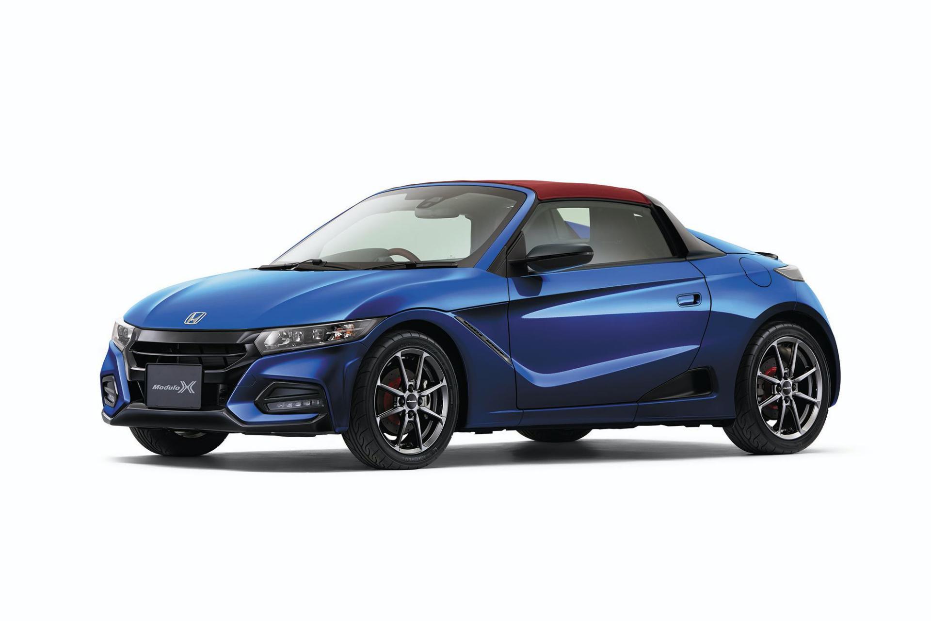 2020 Honda S660 & Modulo X .. Mini Mid-Engine Roadster ...
